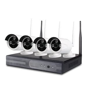 2MP Wireless CCTV IP Camera